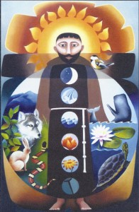 St. Francis & elements