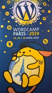 Wapuu Paris 2019