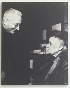 Pierre Faure et Maria Montessori