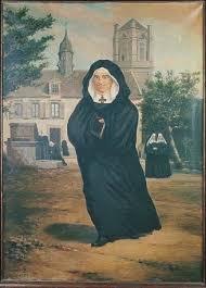 Portrait de Mère Sainte Angèle